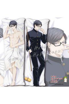 Haven't You Heard I'm Sakamoto Sakamoto Anime Dakimakura Japanese Hugging Body Pillow Cover Case