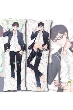 Haven't You Heard I'm Sakamoto Sakamoto 2 Anime Dakimakura Japanese Hugging Body Pillow Cover