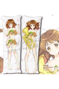 Hibike! Euphonium Oumae Kumiko Anime Dakimakura Japanese Hugging Body Pillow Cover Case