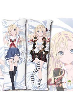 High School Fleet Anime Dakimakura Japanese Hugging Body Pillow Cover 94039