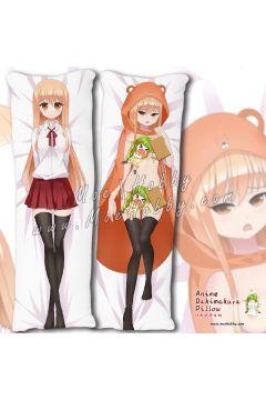 Himouto! Umaru Chan Doma Umaru Anime Dakimakura Japanese Hugging Body Pillow Cover Case