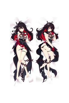 Honkai Impact 3rd Seele Vollerei Anime Dakimakura Body Pillow Cover 21025-2