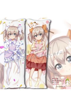 If It's for My Daughter, I'd Even Defeat a Demon Lord Anime Dakimakura Japanese Hugging Body Pillow Cover 98043