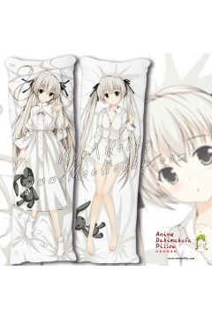 In Solitude, Where We Are Least Alone Kasugano Sora 06 Anime Dakimakura Japanese Hugging Body Pillow Cover