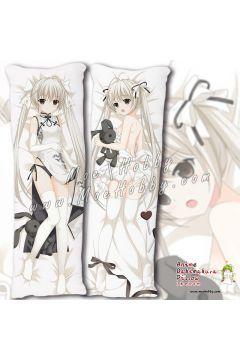 In Solitude, Where We Are Least Alone Kasugano Sora 10 Anime Dakimakura Japanese Hugging Body Pillow Cover
