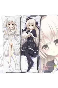 In Solitude, Where We Are Least Alone Kasugano Sora 12 Anime Dakimakura Japanese Hugging Body Pillow Cover