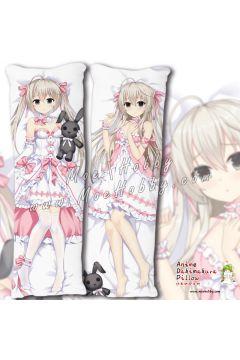 In Solitude, Where We Are Least Alone Kasugano Sora 23 Anime Dakimakura Japanese Hugging Body Pillow Cover