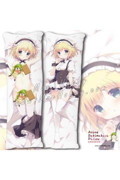 Is the Order a Rabbit Anime Dakimakura Japanese Hugging Body Pillow Cover 91046