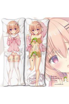 Is The Order A Rabbit Hoto Kokoa 1 Anime Dakimakura Japanese Hugging Body Pillow Cover