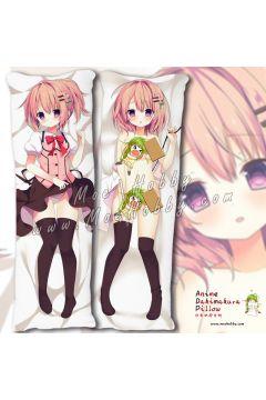 Is The Order A Rabbit Hoto Kokoa 6 Anime Dakimakura Japanese Hugging Body Pillow Cover