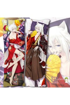 Kamisama Kiss Tomoe 2 Anime Dakimakura Japanese Hugging Body Pillow Cover