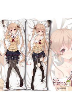 Kantai Collection Anime Dakimakura Japanese Hugging Body Pillow Cover 98006