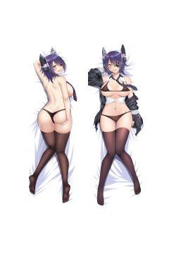 Kantai Collection Tenryu Anime Dakimakura Body Pillow Cover 21537