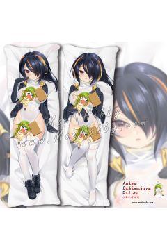 Kemono Friends Emperor Penguin 2 Anime Dakimakura Japanese Hugging Body Pillow Cover