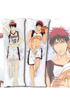 Kuroko's Basketball Kagami Taiga Anime Dakimakura Japanese Hugging Body Pillow Cover Case