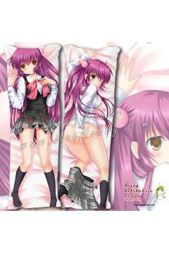Little Busters! Futaki Kanata Anime Dakimakura Japanese Hugging Body Pillow Cover Case