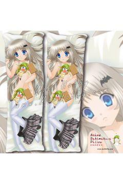 Little Busters! Noumi Kudryavka Anime Dakimakura Japanese Hugging Body Pillow Cover Case 03