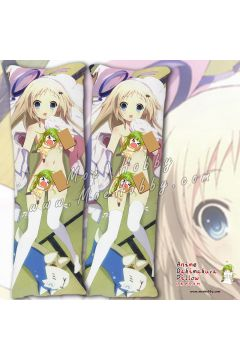 Little Busters! Noumi Kudryavka Anime Dakimakura Japanese Hugging Body Pillow Cover Case 06