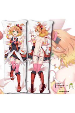 Macross Delta Freyja Wion 2 Anime Dakimakura Japanese Hugging Body Pillow Cover
