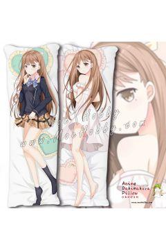 Masamune Kun's Revenge Fujinomiya Neko 1 Anime Dakimakura Japanese Hugging Body Pillow Cover
