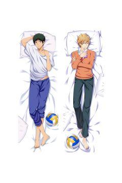 Kiss Him Not Me Yusuke Igarashi Nozomi Nanashima Anime Dakimakura Body Pillow Cover 21449