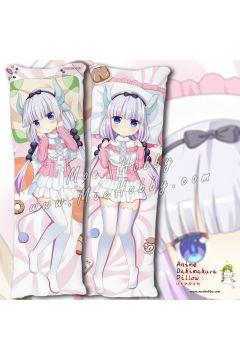 Miss Kobayashi's Dragon Maid Kannakamui 04 Anime Dakimakura Japanese Hugging Body Pillow Cover