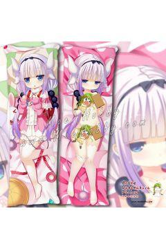 Miss Kobayashi's Dragon Maid Kannakamui 06 Anime Dakimakura Japanese Hugging Body Pillow Cover
