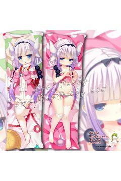 Miss Kobayashi's Dragon Maid Kannakamui 07 Anime Dakimakura Japanese Hugging Body Pillow Cover