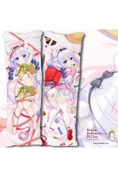 Miss Kobayashi's Dragon Maid Kannakamui 09 Anime Dakimakura Japanese Hugging Body Pillow Cover