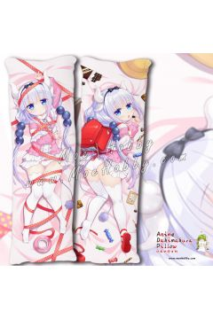 Miss Kobayashi's Dragon Maid Kannakamui 11 Anime Dakimakura Japanese Hugging Body Pillow Cover