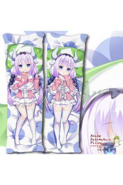 Miss Kobayashi's Dragon Maid Kannakamui 12 Anime Dakimakura Japanese Hugging Body Pillow Cover