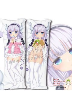 Miss Kobayashi's Dragon Maid Kannakamui 17 Anime Dakimakura Japanese Hugging Body Pillow Cover