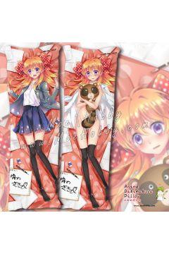 Monthly Girls' Nozaki Kun Sakura Chiyo Anime Dakimakura Japanese Hugging Body Pillow Cover Case
