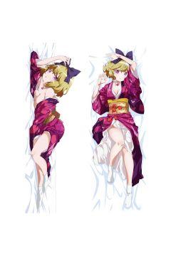 Ms. Vampire who lives in my neighborhood.Ellie Anime Dakimakura Body Pillow Cover 21430
