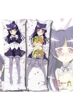My Little Sister Can't Be This Cute Gokou Ruri Anime Dakimakura Japanese Hugging Body Pillow Cover Case