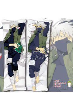 Naruto Hatake Kakashi 1 Anime Dakimakura Japanese Hugging Body Pillow Cover