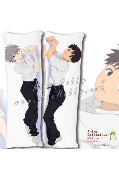 Neon Genesis Evangelion Eva Nagisa Kaworu Ikari Shinji Anime Dakimakura Japanese Hugging Body Pillow Cover