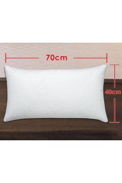 New Fluffy Huggable Plain White Dakimakura Inner Pillow 70 x 40cm
