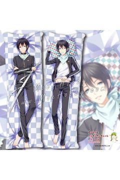 Noragami Yato 2 Anime Dakimakura Japanese Hugging Body Pillow Cover
