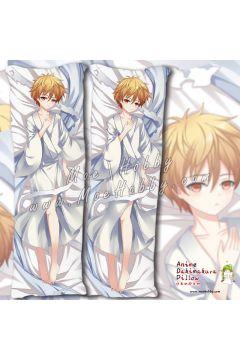 Noragami Yukine Anime Dakimakura Japanese Hugging Body Pillow Cover Case