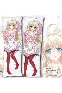 Noucome Chocola Anime Dakimakura Japanese Hugging Body Pillow Cover Case 03