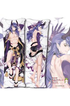 Onmyoji Anime Dakimakura Japanese Hugging Body Pillow Cover Case 04