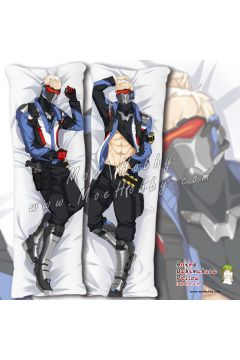 Overwatch 76 Soldier 76 1 Anime Dakimakura Japanese Hugging Body Pillow Cover