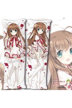 Rewrite Kanbe Kotori Anime Dakimakura Japanese Hugging Body Pillow Cover Case 02