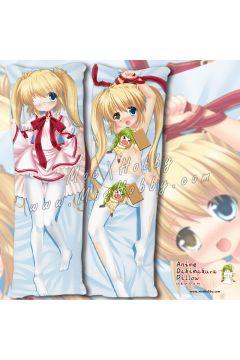 Rewrite Nakatsu Shizuru Anime Dakimakura Japanese Hugging Body Pillow Cover Case