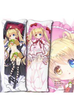 Rewrite Nakatsu Shizuru 2 Anime Dakimakura Japanese Hugging Body Pillow Cover