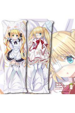 Rewrite Nakatsu Shizuru 4 Anime Dakimakura Japanese Hugging Body Pillow Cover