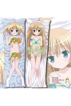 Ro Kyu Bu! Maho Misawa 2 Anime Dakimakura Japanese Hugging Body Pillow Cover