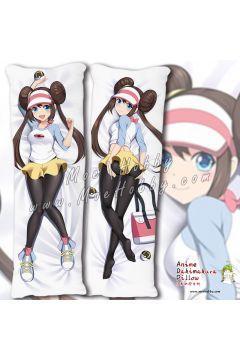 Rosa Pokemon Anime Dakimakura Japanese Hugging Body Pillow Cover Case 1992902-1