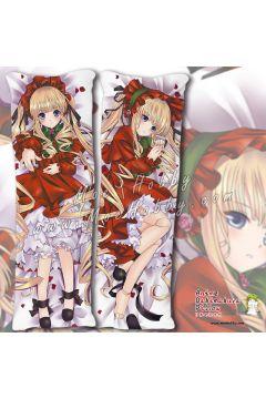 Rozen Maiden Shin Ku Anime Dakimakura Japanese Hugging Body Pillow Cover Case 02